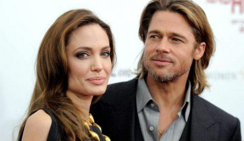 Angelina Izin Brad Jumpa Anak, Diawasi Pakar Terapi
