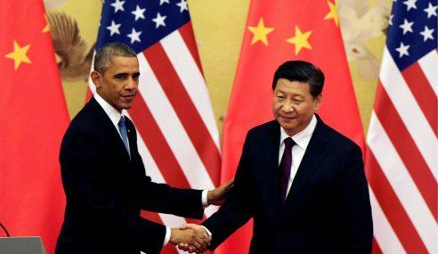 China Pemiutang Terbesar Amerika Syarikat