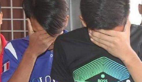 Dua Lelaki Didakwa Rompak Berkumpulan Remaja Perempuan