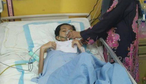 Murid Hidap Kanser Cemerlang 6A UPSR, Meninggal Dunia