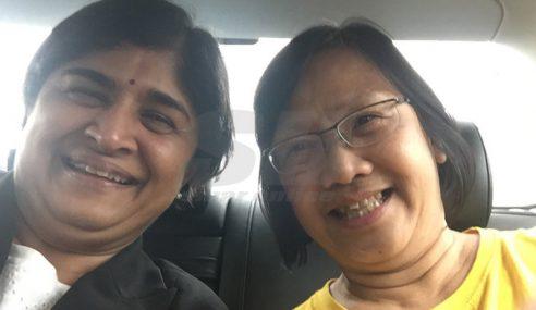 Maria Chin Dibebaskan Selepas 10 Hari Ditahan