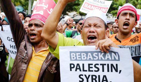 Umat Islam Diminta Terus Doakan Rohingya, Palestin
