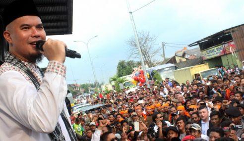 Ahmad Dhani Hina Jokowi, Penyokong Buat Laporan Polis