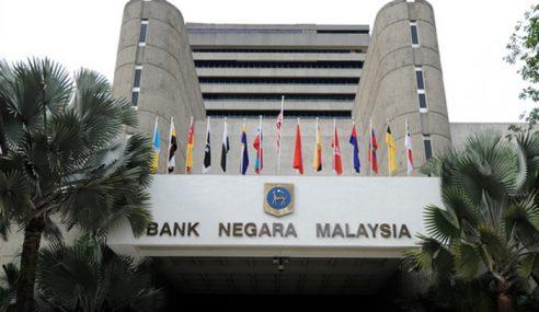 Rizab Asing BNM Terus 'Rugi' Kali Ini Jatuh RM2.4 Bilion