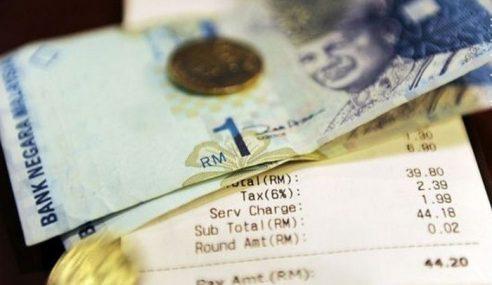 Kutipan GST RM32.71 Bilion Sehingga Oktober Tahun Ini