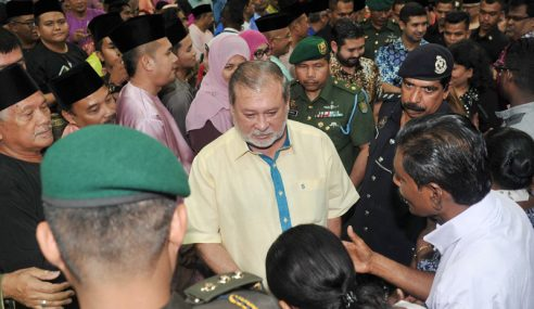 Sultan Johor Kecewa Tindakan Pemimpin Dahulu