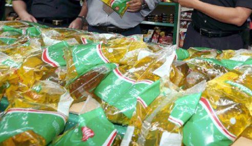 Minyak Masak Subsidi Dijual Terbuka Di Selatan Thai