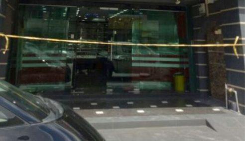 Kedai Emas Dipecah Masuk, Pemilik Rugi RM1 Juta