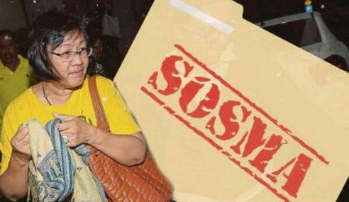 Maria Chin Ditahan Bawah SOSMA Untuk Bantu Siasatan