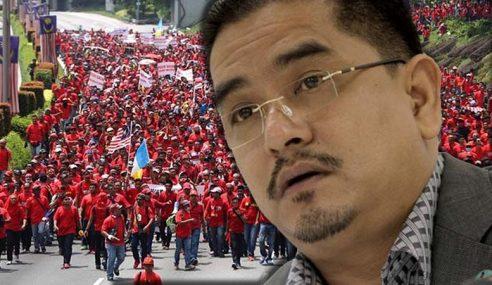 Hasutan: Gerakan Merah Gesa Tun M, Pembangkang Disiasat