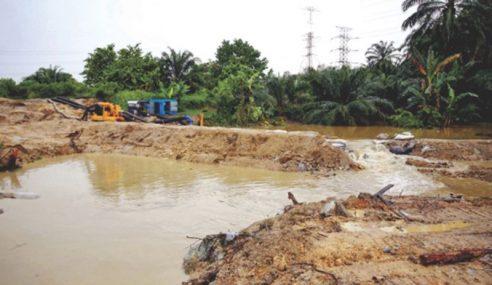 JAS Masih Siasat Punca Pencemaran Sungai Semenyih