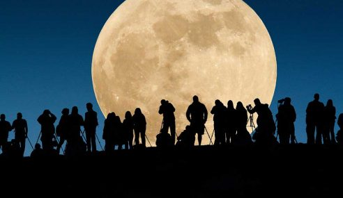 Bulan Paling Dekat Bumi Sejak 1948 Muncul 14 November