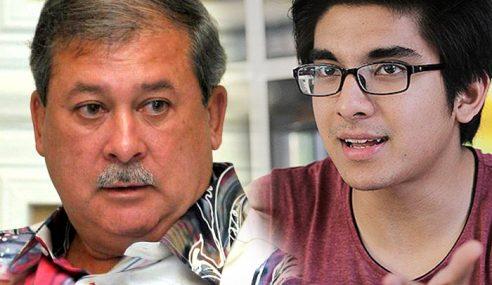 Ketua Pemuda PPBM Biadap Hina Titah Sultan Johor