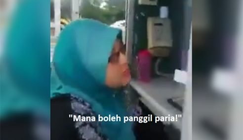 Video: Toll Gate Girl Rasis Gelar Pemandu Teksi 'Paria'