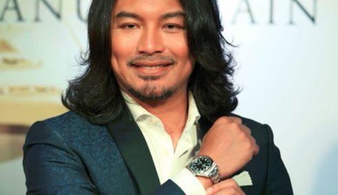Wow… Peminat Hadiahkan Anuar Zain Jam Rolex