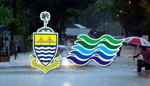 Penduduk Pulau Pinang Gesa Tangani Banjir Kilat