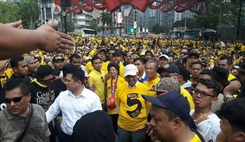 Tindakan Tun M Sertai Bersih Rendahkan Martabatnya