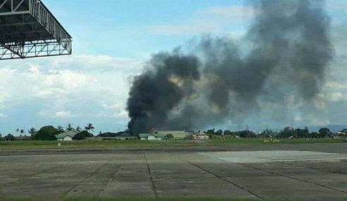 Polis Buka KIP Siasat Pesawat TUDM Terhempas