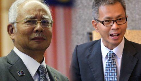 Permohonan Tony Batal Saman Najib Didengar 17 Januari