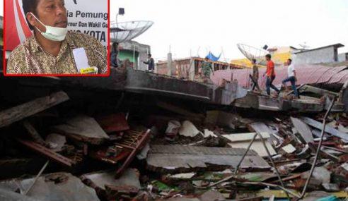 Gempa Aceh: Tatapan Terakhir Wajah Anak, Isteri Buat Nasal