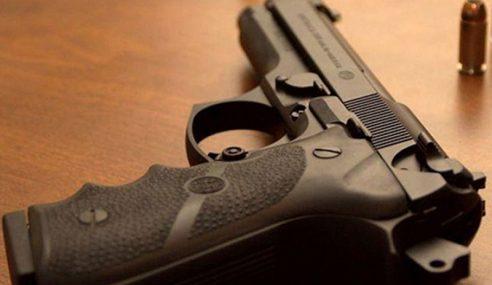 Perompak Tertinggal Pistol Selepas Rompak Jam Mewah