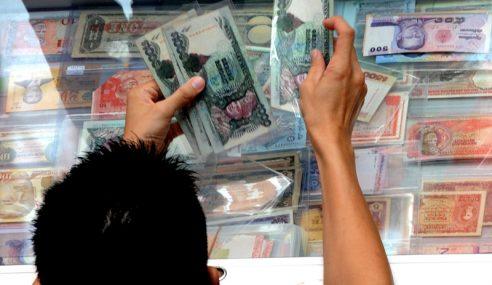 Wang Kertas Lama Disimpan Cecah RM80,000
