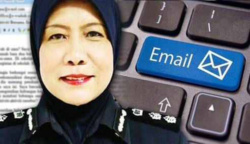 Makluman Temuduga Terbuka Tersebar Di Media Sosial Palsu