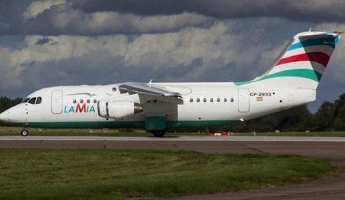 Bolivia Gantung Permit Syarikat Penerbangan