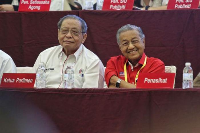 Dr. M Takkan Berjaya Tarik Pengundi Melayu Dalam DAP