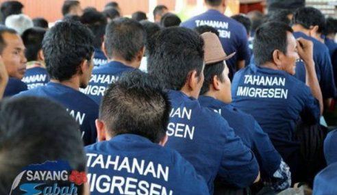 MKN Sabah Hantar Pulang 21,514 PATI Sejak Januari Lepas