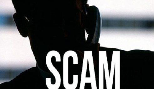 Bakal Doktor Kerugian RM14,700 Diperdaya Macau Scam