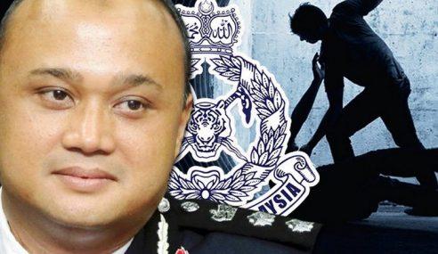 Polis Tahan Remaja Lelaki Samun Cederakan Mangsa
