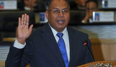 Presiden Persatuan Buddha S'gor Angkat Sumpah Senator