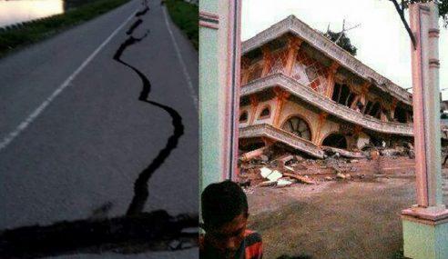 Aceh Dilanda Gempa Kuat 6.4 Magnitud