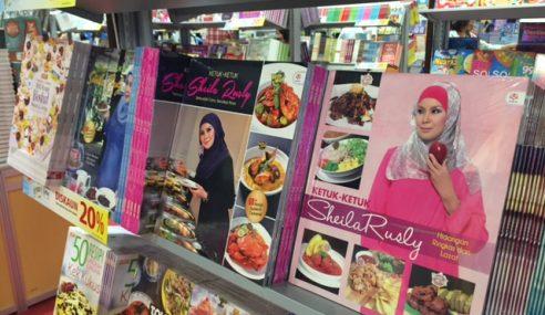 Lepas 90 Tahun, Kedai Buku Singapura Jual Buku Melayu