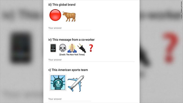 Peluang Bekerja Sebagai Penterjemah Emoji