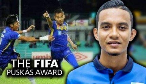 Gol Ajaib Mohd. Faiz Subri Sah Antara 3 Terbaik Di Dunia
