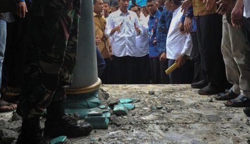 Gempa Aceh: Jokowi Arah Segerakan Pembinaan Semula