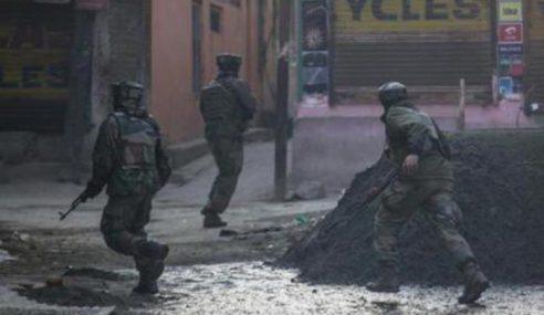 3 Maut, Militan Serang Konvoi Tentera India Di Kashmir