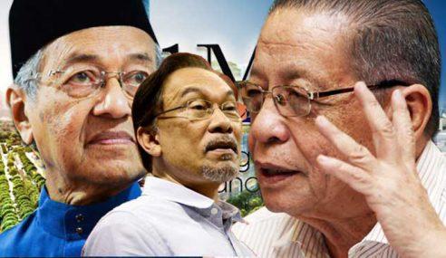 Anwar Tetap Calon PM, Bukan Muhyiddin! – Kit Siang