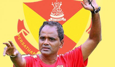 P. Maniam Pengendali Baharu Skuad Liga Super Selangor