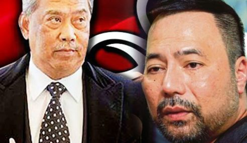 Khairuddin Cabar Muhyiddin Bersihkan Skandal Seksnya