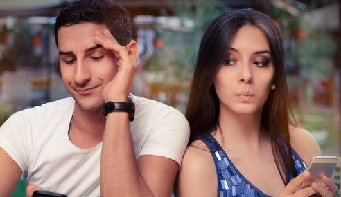 Dubai Haram Periksa Telefon Pasangan Masing-Masing