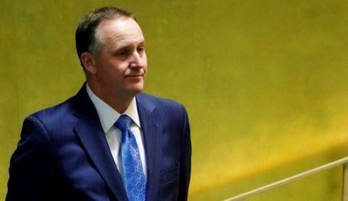 Perdana Menteri New Zealand Umum Letak Jawatan