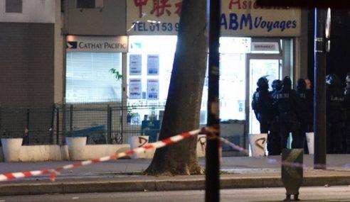7 Tebusan Di Paris Selamat, Perompak Larikan Diri