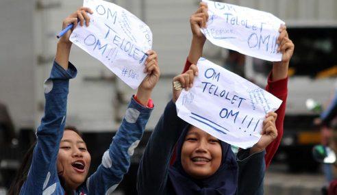 Jokowi Suka Fenomena 'Om Telotet Om' Tetapi Polis Larang
