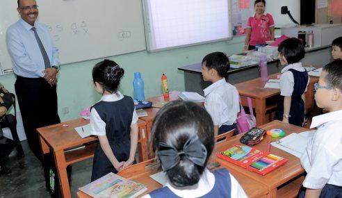 KSN Buat Lawatan Mengejut Ke Tiga Buah Sekolah