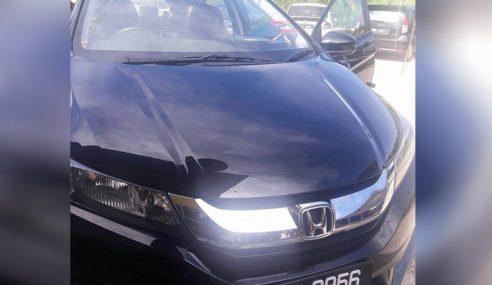 'Minta Tolong… Kereta Saya Hilang Selepas Kemalangan'