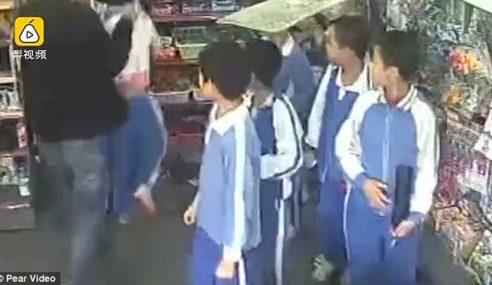 Curi Wang, Budak 7 Tahun Dibelasah Bapa Saudara