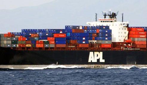 300 Tan Minyak Tumpah Akibat Dua Kapal Berlanggar